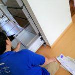 冷蔵庫の設置