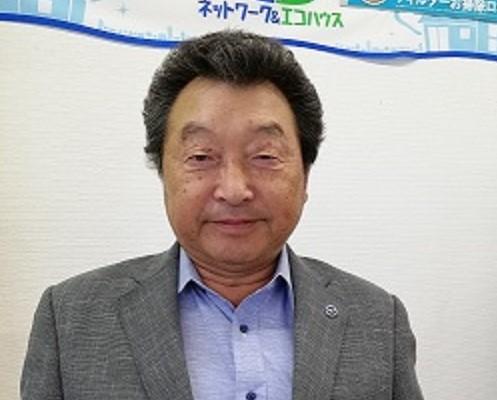 半澤 敏夫(社長)